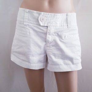 American Eagle Outfitters White Shorts